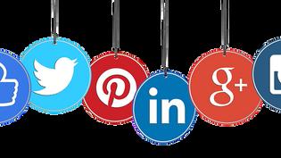 Social Media Book Promoting