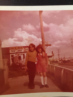 Ken and I 1973