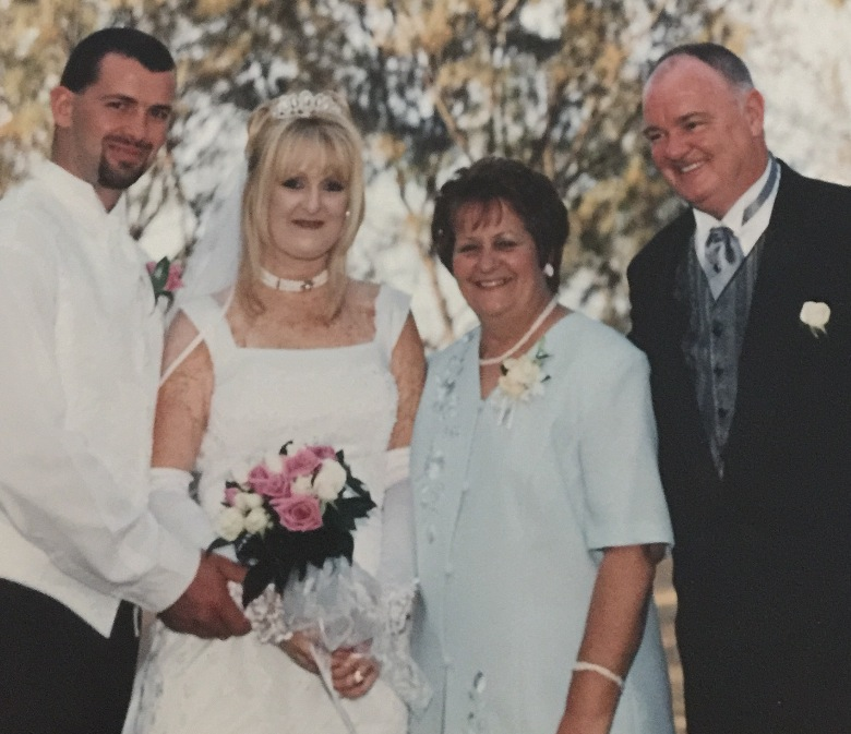 My wedding 1999