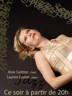 Duo jazz vocal Anne Carleton