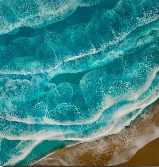 Seafoam Waves