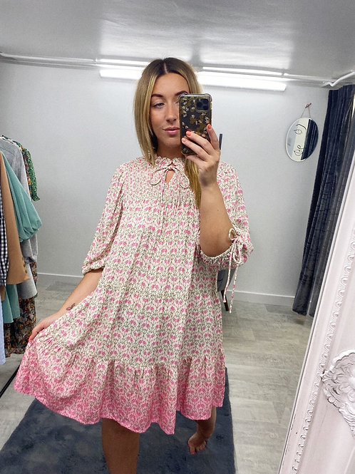BOHEMIAN BEAUTY Smock Dress