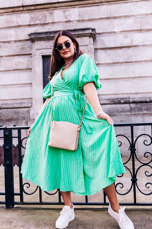 OTER Midi Dress by Jovonna London