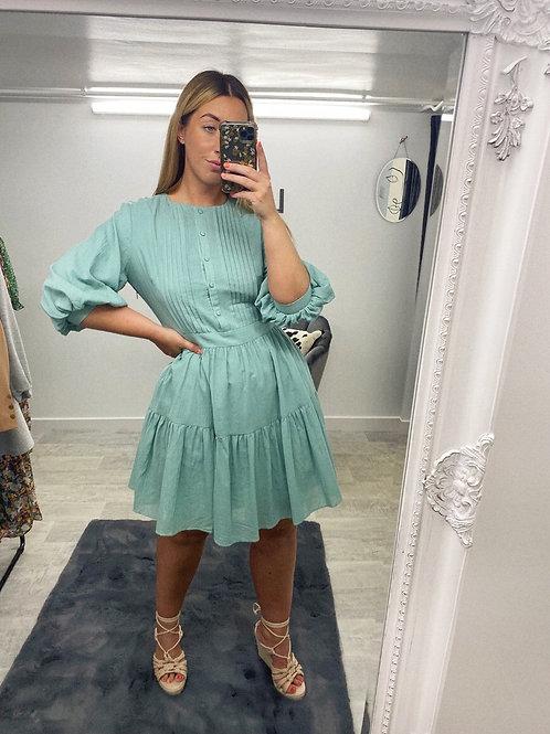 TEALING LUCKY Dress