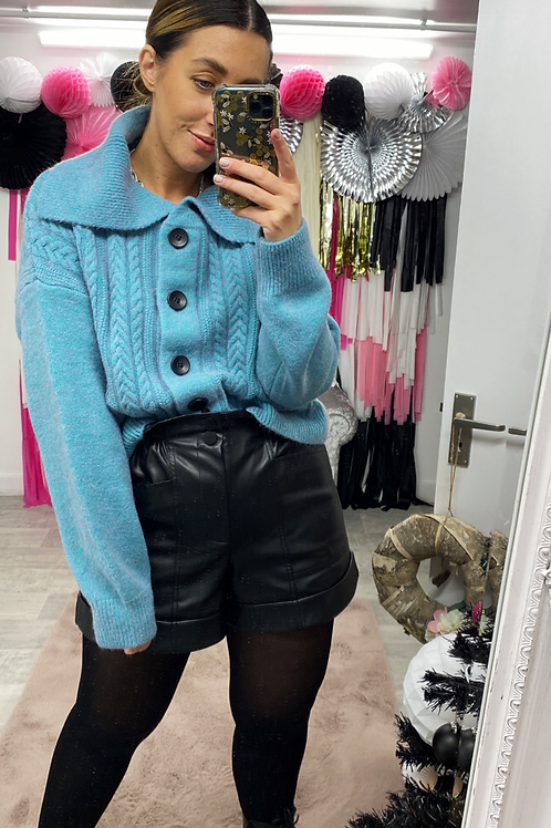OUT OF THE BLUE Cardigan