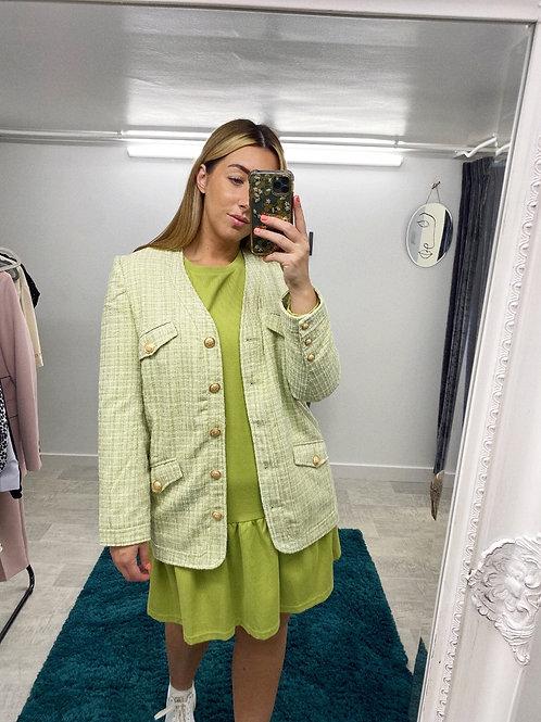 JACKIE O Tweed Jacket