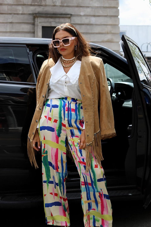 STYLED BY: Sammie WORK OF ART Trousers