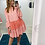 Thumbnail: NOT A PATCH ON YOU Smock Dress