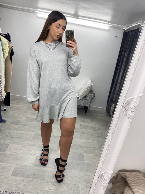 NO MORE GREY DAYS Sweater Dress