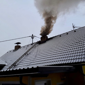 Kaminbrand Motschula
