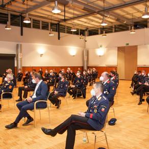 Feuerwehren des Bezirkes Völkermarkt unter neuer Führung