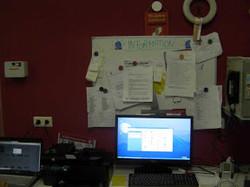 Arbeitsplatz, EDV, Web
