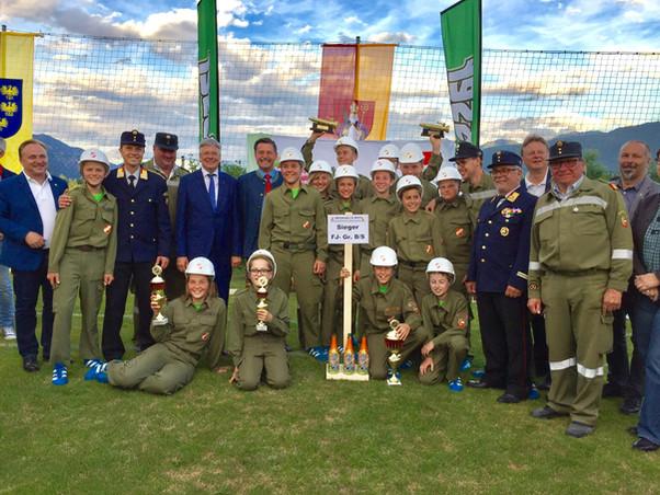 Drei Landesmeistertitel für die Feuerwehrjugend Schwabegg