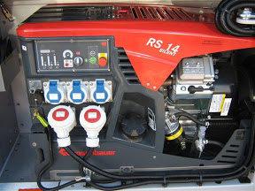 Stromerzeuger 14 kVA