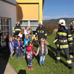 Evakuierungsübung Neuhaus