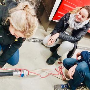 Ausbildung in der Feuerwehr