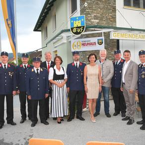 60 Jahre Gemeinde Neuhaus