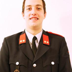 ATS Beauftragter wurde befördert