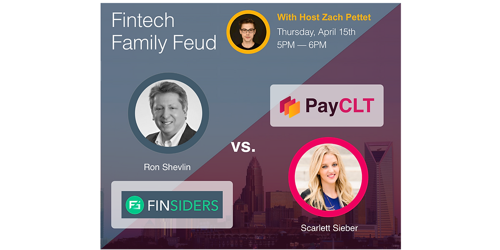 Fintech Family Fued
