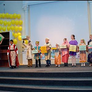 """Детский фестиваль """"Только Богу слава"""""""