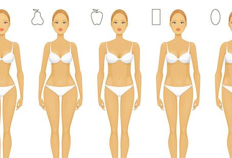 Тип телосложения - тип похудения!