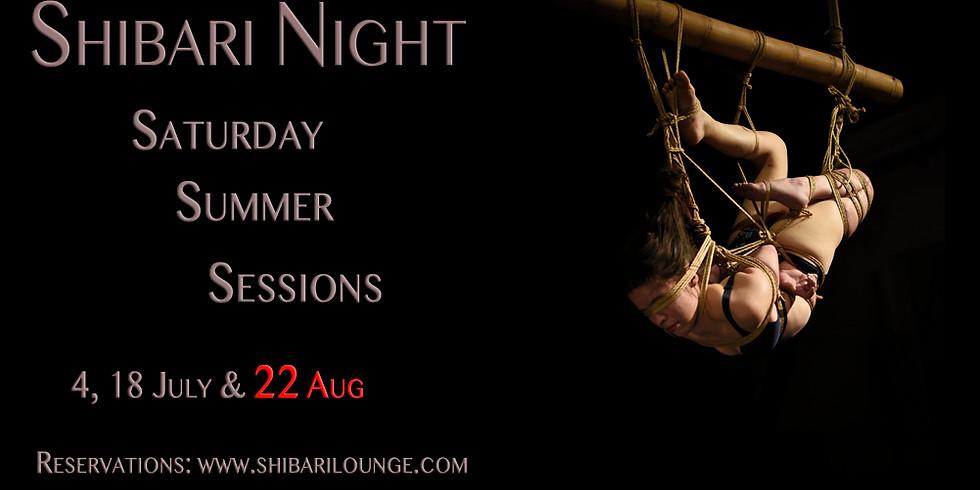 Shibari Night - Last summer session !