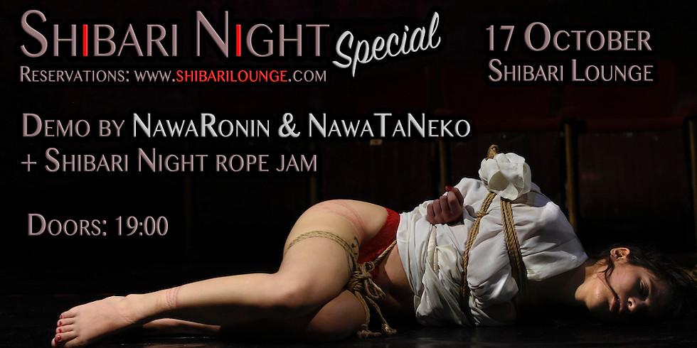 Shibari Night Special