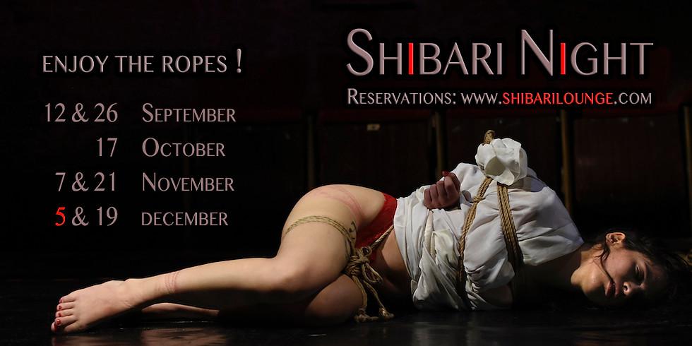 Cancelled due to Covid - Shibari Night
