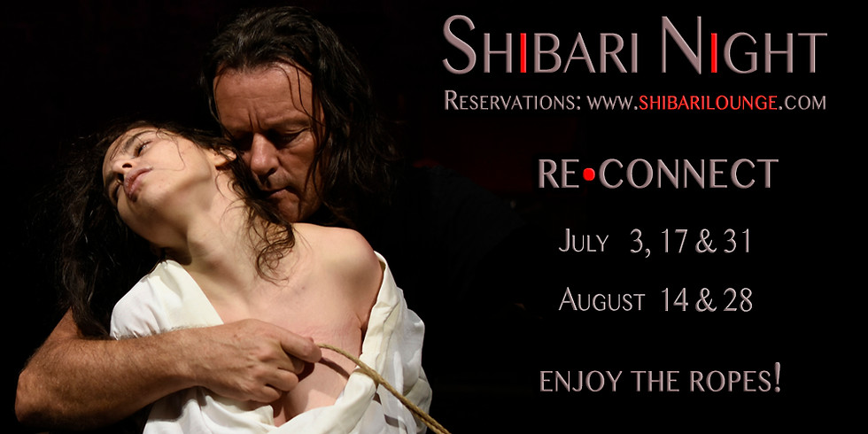 Shibari Night  - Re.connect 5