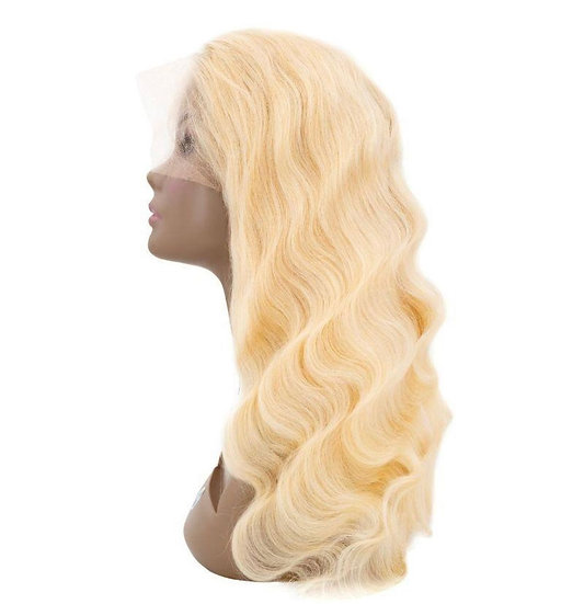 Blonde Brazilian Body Wave Lace Front Wig