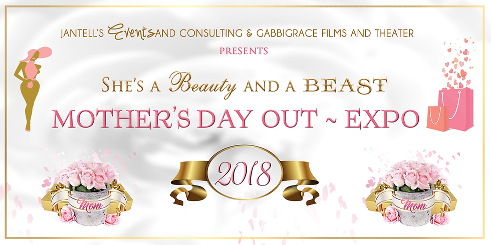 Mother's Day Out ~ Expo {2nd 100 Attendees}