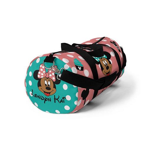 Customized Duffle Bag