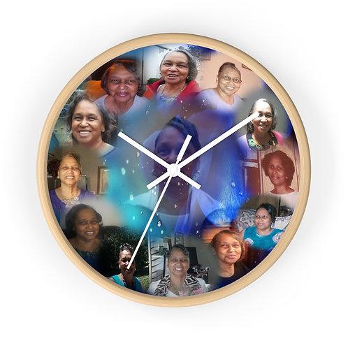 """10"""" Custom Wall Clock"""