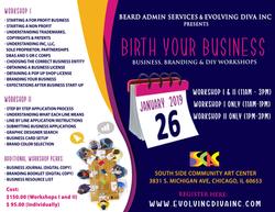Birthing Business Flyer