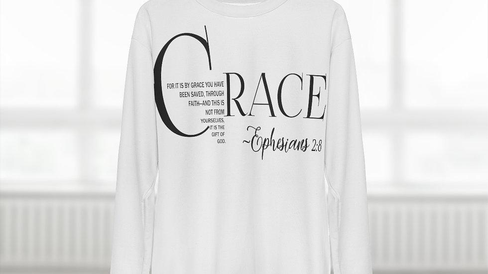 Grace, Ephesians 2:8 PNG File