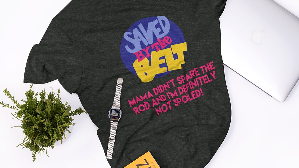 Saved by the Belt! SVG & PNG files