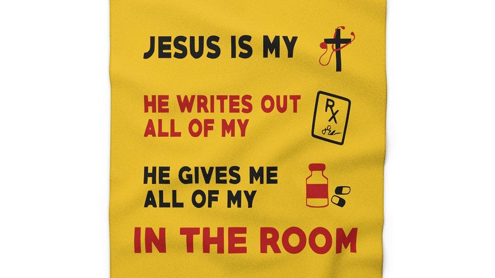 Jesus is my doctor digital file