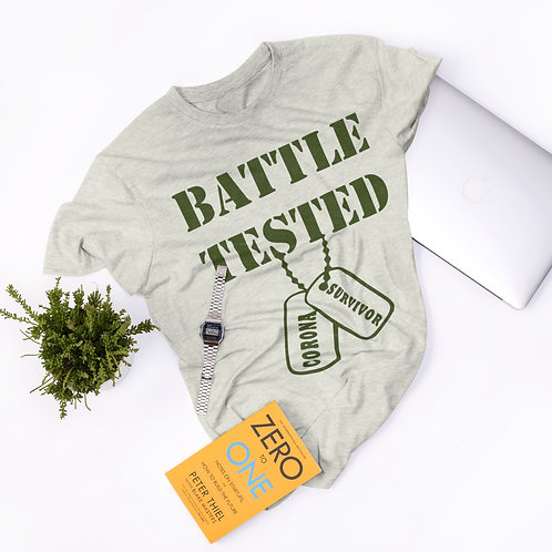 Battle Tested Corona Survivor Digital Files