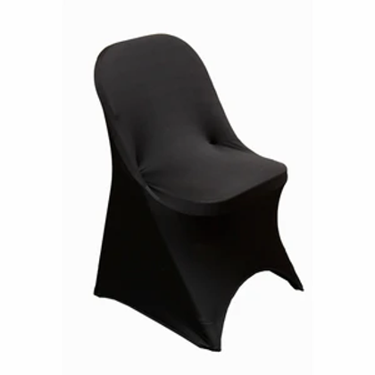Folding Spandex Chair Cover Rental (Choose Color)