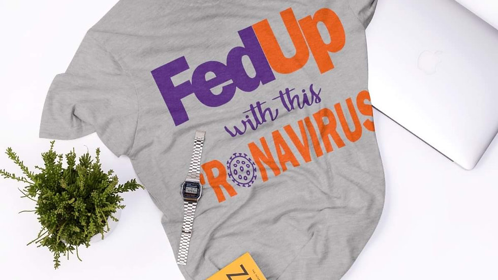"FedUp with this ""ronavirus Digital File"