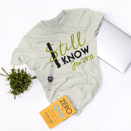 I still know (Jer. 29:11) SVG & PNG Digital Download