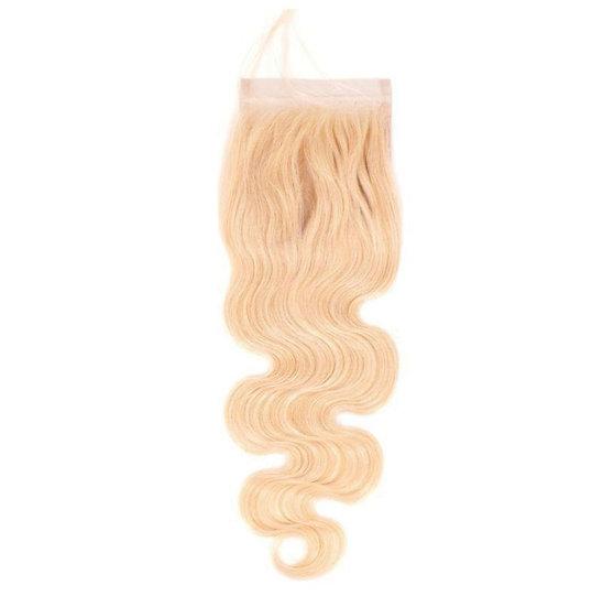 Brazilian Blonde Free Part Lace Closure