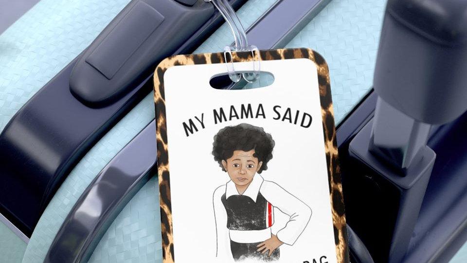 Custom Luggage Tag