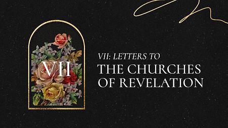 seven letters to the church sermon graph