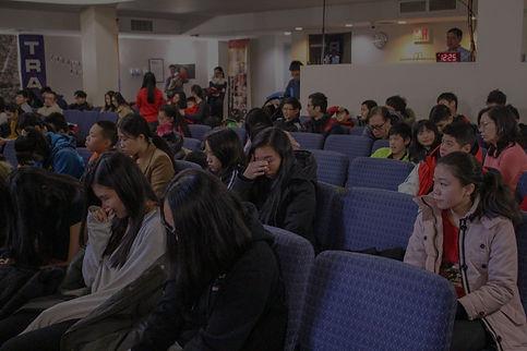 Youth Prayer Service