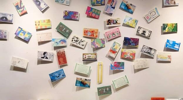 Exposition collective au Sterput, Galerie E2.