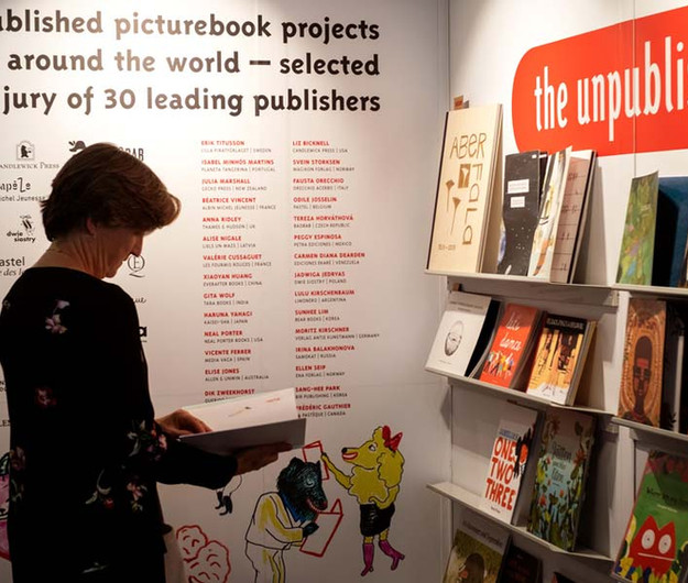 DPictus, The Unpublished Picturebook Showcase 2020