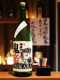 Seppikozan Onikara (Devilishly Dry) Junmai
