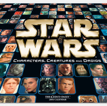 Star Wars: Characters, Creatures and Droids