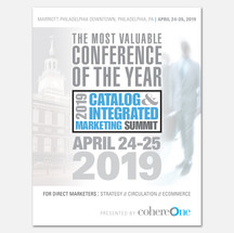 CohereOne 2019 Marketing Conference Brochure